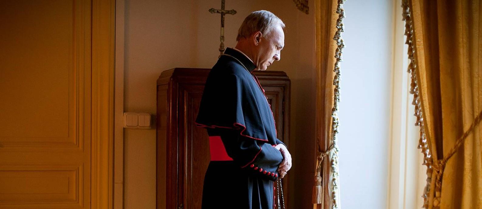 Cena do filme 'Papa Francisco', que estreia quinta-feira no Brasil Foto: Divulgação