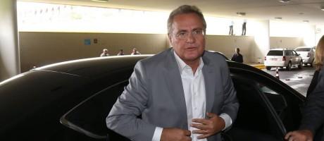 O Presidente do Senado Federal, Renan Calheiros (PMDB-AL) Foto: Ailton de Freitas / Agência O Globo
