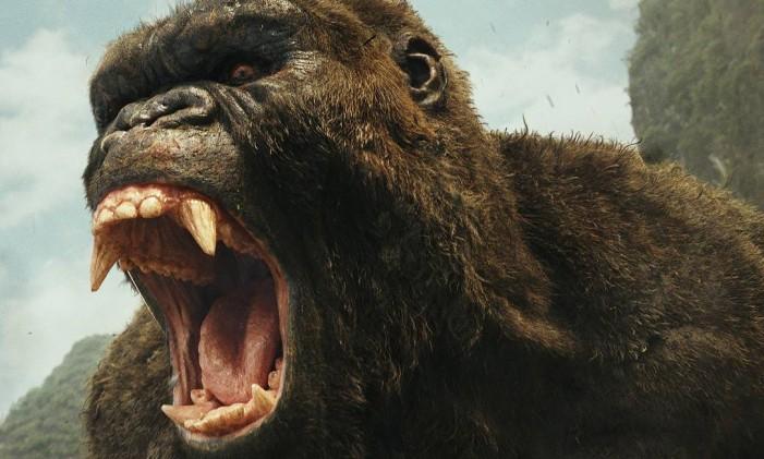 Kong Foto: Courtesy of Warner Bros. Enterta / Courtesy of Warner Bros. Enterta