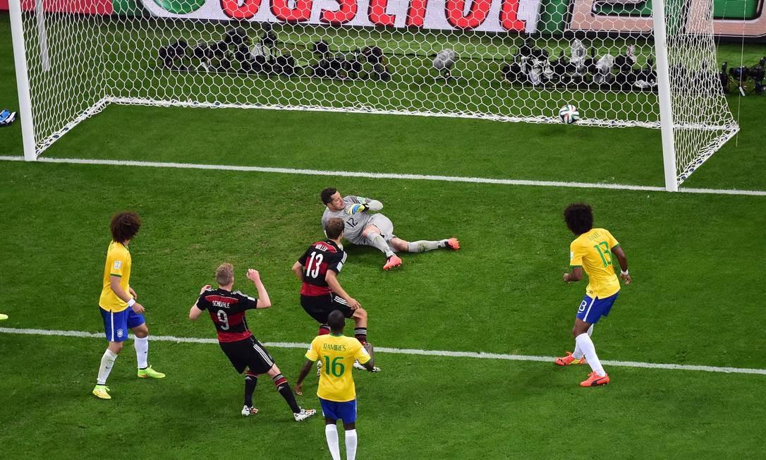 CBF confirma amistoso entre Brasil e Alemanha em março de 2018 - Jornal O  Globo a768a78dd9326