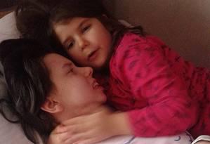 Danijela e sua filha Marija Foto: © CEN/@DanijelaKoDe