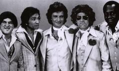 O Rei e eles. Especial de fim de ano de Roberto Carlos: participação dos Trapalhões Foto: 1980 / Divulgação