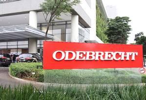 Dados do Departamento de Operação Estruturadas da Odebrecht serão usados pelo TSE Foto: Michel Filho / Agência O Globo