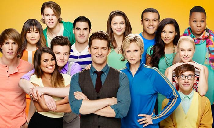 'Glee' Foto: Divulgação