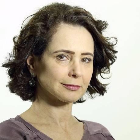 A colunista Lydia Medeiros Foto: Agência O GLOBO