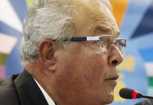 Emilio Odebrecht: 'Procurei dar como se fosse meu filho emum processo de formação', disse sobre filho de Lula Foto: Laura Marques / Agência O Globo - 2015
