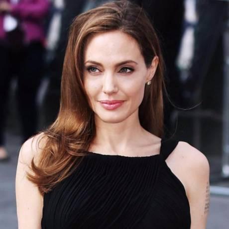 Angelina: preocupação com escravização sexual de meninas e mulheres em guerras Foto: Divulgação