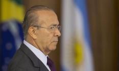 O ministro da Casa Civil, Eliseu Padilha Foto: Jorge William / Agência O Globo 07/02/2017