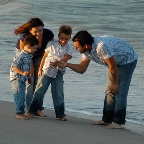 Filhos ajudam a construir rede de apoio amorosa com os pais Foto: Divulgação/Free Images