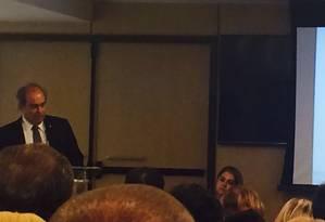 Secretário substituto da Secretaria Nacional do Consumidor (Senacon), André Luiz Lopes Foto: Luciana Casemiro