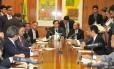 Reunião dos Líderes da Câmara dos Deputados