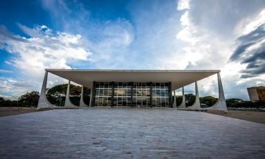 O Supremo Tribunal Federal Foto: STF / Divulgação