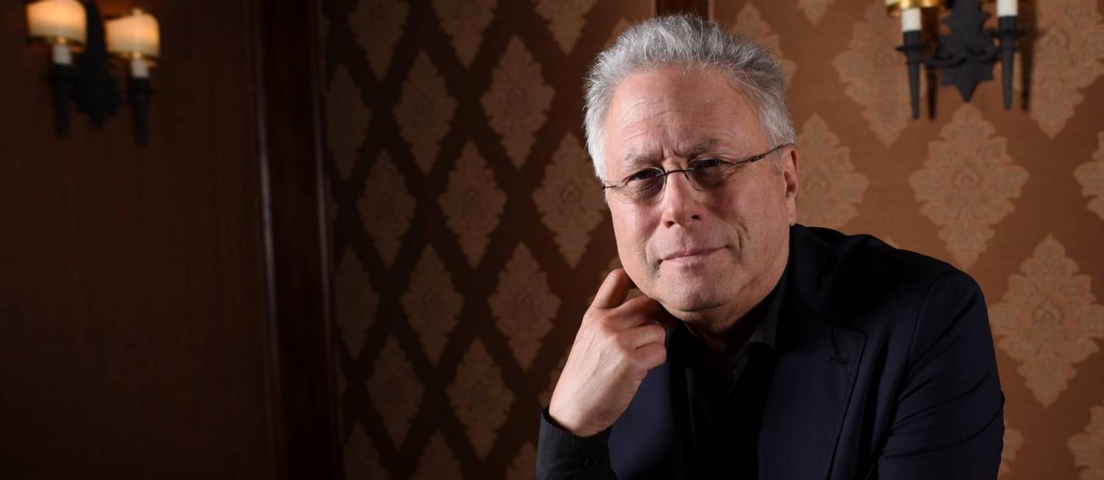 Alan Menken, autor da trilha sonora de 'A Bela e a Fera Foto: PHIL MCCARTEN / REUTERS