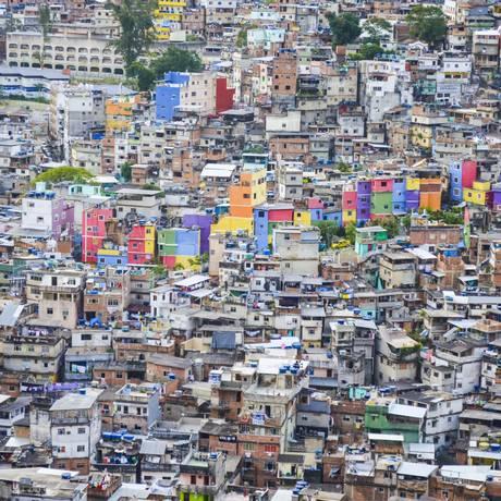 Projeto conta com depoimentos de moradores antigos da favela Foto: Divulgação/ Flavio Carvalho