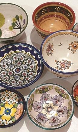 Cultura em cerâmica Foto: Cristina Massari