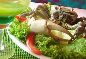 Guaiamum está presente em diversas receitas nordestinas Foto: Divulgação
