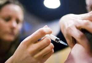 Vacinação no México Foto: Reuters