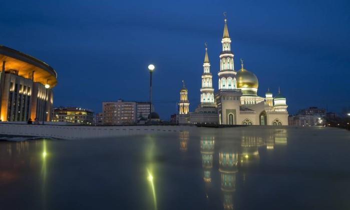 Governo russo, com sede em Moscou, pretende banir testemunhas de Jeogvá, assim como já fez com mórmons e adeptos da Igreja da Cientologia - Alexander Zemlianichenko / AP