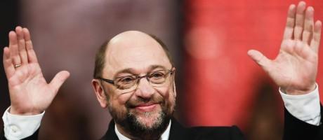 Martin Schulz agora está à frente do Partido Social-Democrata alemão (SPD) Foto: Markus Schreiber / AP