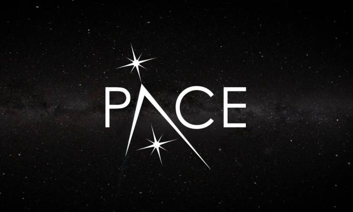 Logotipo da missão PACE Foto: NASA