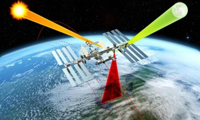 A missão CLARREO pretende medir a refração do planeta Foto: NASA
