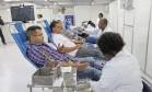 Hemorio dará vacina a 500 doadores de sangue por dia Foto: Reprodução/Twitter/Governo RJ