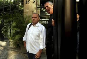 Wilson Carlos foi secretário do governo de Sérgio Cabral Foto: Gabriel de Paiva / Agência O Globo