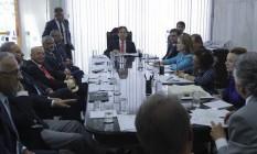 Líderes do Senado decidem votar urgência para PEC do fim do foro Foto: Ailton Freitas / Agência O Globo