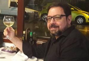 """Editor do site """"Blog da Cidadania"""", Eduardo Guimarães, teve celular e computadores apreendidos pela PF Foto: Reprodução internet"""