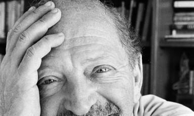 Scliar. Escritor gaúcho publicou 80 livros até sua morte, em 2011, além de cerca de 5 mil crônicas Foto: Divulgação / Agência O GLOBO