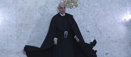 Alexandre Moraes toma posse como ministro do Supremo Tribunal Federal (STF) Foto: Ailton Freitas / Agência O Globo