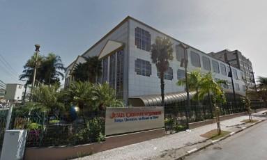 Igreja está localizada na Av. João Dias, em Santo Amaro, na Zona Sul de São Paulo Foto: Reprodução / Google Street View