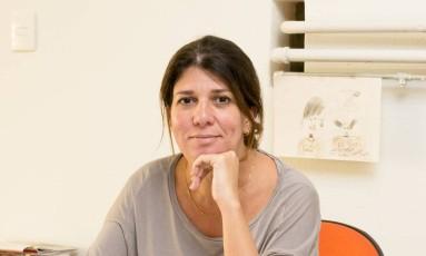 A professora Thais Vieira, da Escola Superior de Agricultura Luiz de Queiroz Foto: Gerhard Waller (USP/ESALQ - DvComun)