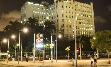 Hospital São Sebastião ocupa hoje o quarto andar de um prédio anexo ao Hospital Federal dos Servidores do Estado Foto: Monica Imbuzeiro / Agência O Globo