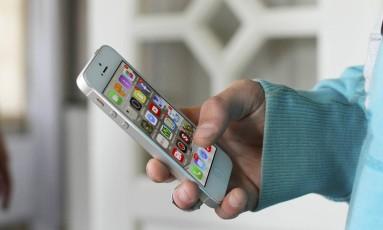 Usando o assistente por voz do iPhone, menino de 4 anos chamou equipes de emergência Foto: REPRODUÇÃO