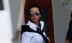 Adriana Ancelmo foi presa em dezembro do ano passado Foto: RICARDO MORAES / Reuters