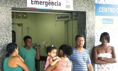 Secretaria de saúde de Casimiro de Abreu restingiu vacinação a moradores do município Foto: Antonio Scorza / Agência O Globo