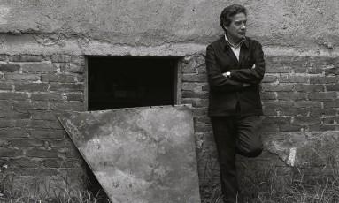 O escritor mexicano Octavio Paz, prêmio Nobel de Literatura de 1990 Foto: Colette Urbajtel/ Arquivo Manuel Álvarez Bravo / Colette Urbajtel/ Arquivo Manuel Álvarez Bravo