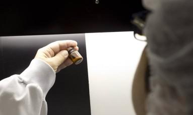 Vacinas contra a febre amarela Foto: Márcia Foletto / Agência O Globo