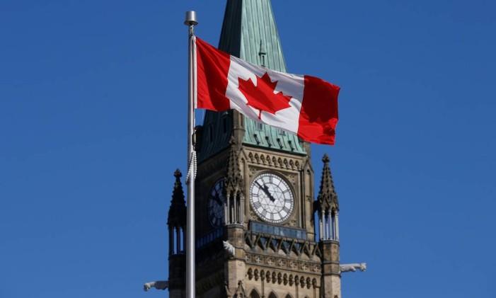 Torre do Parlamento em Ottawa, Ontario, no Canadá Foto: CHRIS WATTIE / REUTERS