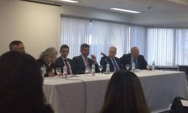 Fachin disse que não há previsão para liberar sigilo das delações Foto: Jeferson Ribeiro / O Globo