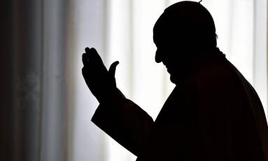 O Papa Francisco não exigiu a comprovação de milagre para canonizar os mártires de Cunhaú e Uruaçu Foto: ETTORE FERRARI / AFP
