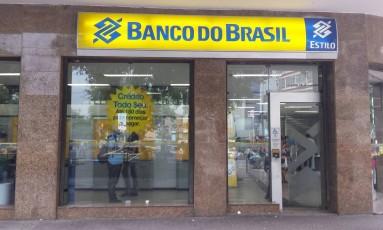 Agência do Banco do Brasil Foto: Priscila Belmonte / .