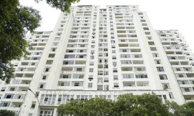 O Clube de Regatas do Flamengo procura novo parceiro para aquisição do Edifício Hilton Santos, antiga sede do clube Foto: Bárbara Lopes / Agência O Globo
