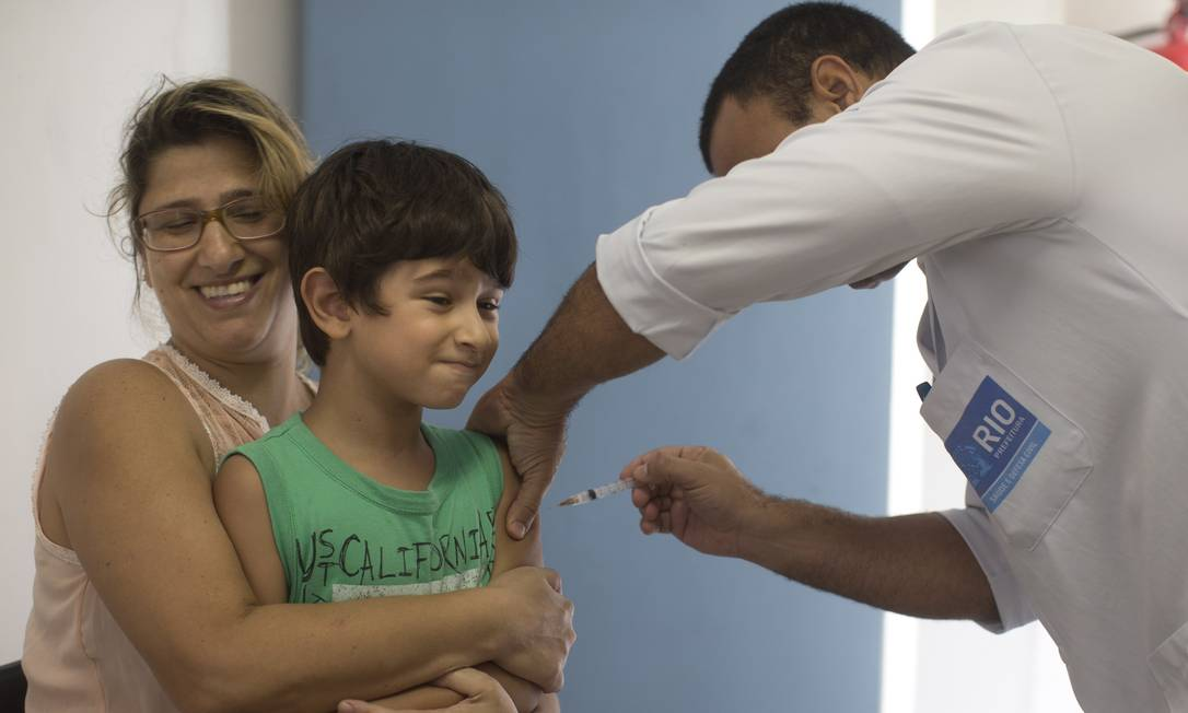 Febre amarela: Dia D termina com 213 mil pessoas vacinadas na cidade