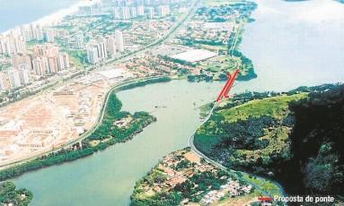 Barra - Itanhangá Foto: Reprodução