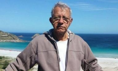 Sargento reformado, de 69 anos, foi morto em tentativa de assalto Foto: Reprodução/Facebook