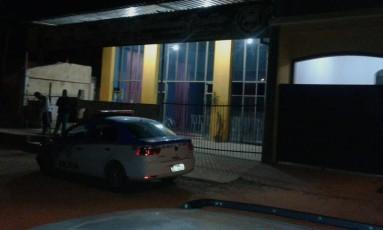 Pastor é assassinado durante culto em igreja evangélica, em Itaboraí Foto: Divulgação