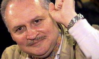 """O """"Chacal"""" durante um julgamento em Paris, em 2000 Foto: Reuters TV / Reuters"""