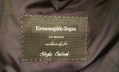 O ex-governador tinha o nome bordado nos ternos, que podem custar até R$ 150 mil Foto: Reprodução